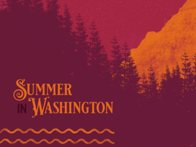 Summer in Washington