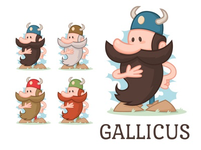 Gallicus dribbble