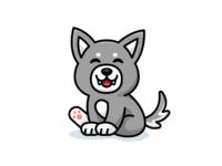 Wolf Mascot - Tremblah