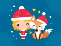 Merry Christmas! 4 Christmas Cards