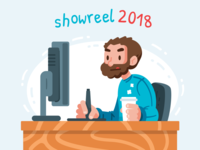 Video Animation Showreel 2018
