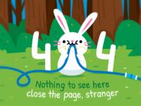 404 error page bunny