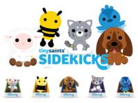 Plush Toy Design for Sidekiks (TinySaints)