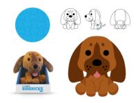 Plush Toy Dog Design Presentation