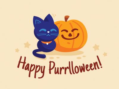 Happy purrlloween!
