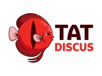 Tat Discus Logo and Shirt Design