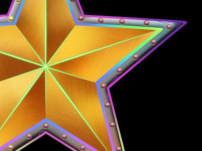 Star geometry star