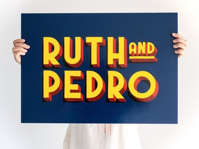 Ruth and Pedro