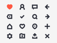 Dogood Icons