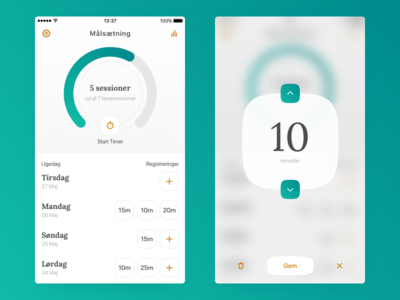 Time tracking app for research 📚