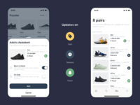 All pairs   personal sneaker assistant