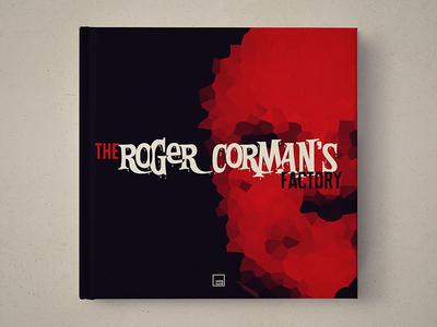 Roger Corman's Book mossaiq classic cinema cine design editorial