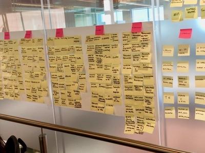 Storytelling Design for LaPos storytelling methodology design personas ux