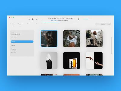 iTunes update redesign simple apple ux ui