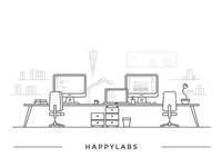 Say hello to Happylabs!
