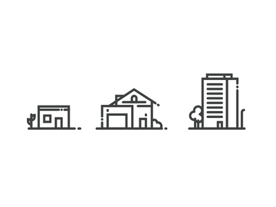 Pricing Plans pricing enterprise standard essentials building home house icon line vector plan