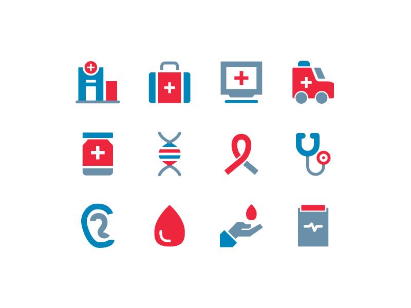 Medical Icons hospital drugs medicine health doctor diagnose medical icon set medical icon icon design icon set icon