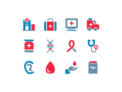 Medical Icons hospital drugs medicine health doctor diagnose medical icon set medical icon icon design icon set icon
