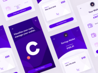 Cera - Money Management - UI Concept