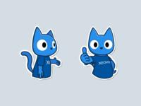 Xeovo.com Telegram stickers