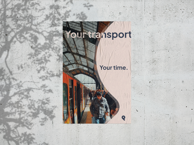 Prevozki poster advertising typography icon illustration logo design poster design ad poster