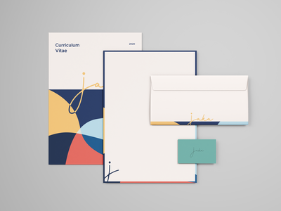 New logo - new stationery business card businesscard envelope letterhead stationery vector design branding
