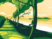West highland way 500 final dribbble