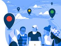 Google genome illy