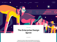 Cover   design sprints context