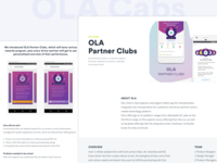 Ola Partner Clubs: Rewards Program for Partners