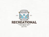 Recreational DJ's Logo