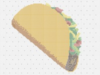 Grip Misguidance Taco Poster