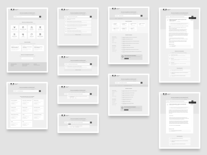 Beta gouv design kit open source prototype sketch application wireframes app ux