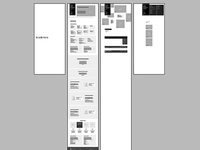 Wireframes for a University Gateway Site