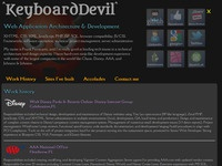 The new KeyboardDevil site