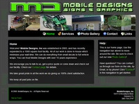 Mobile Designs Signs & Graphics