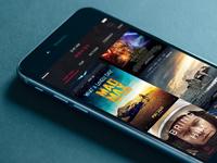 Movie & TV App - Movie List