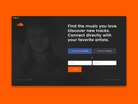 Soundcloud App Template