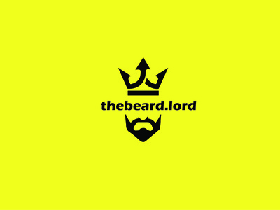 thebeard.lord art icon typography logo tshirtdesign minimal flat vector illustration design