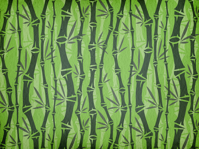 Tealet - tea farm03 seamless pattern