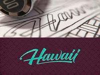 Hawaii custom type 02