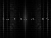 H.R. Giger type design & animation