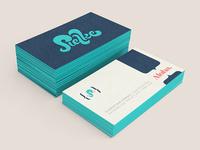 Entrepreneur biz card