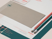 HSCo branding 03 - stationery