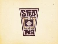 tea company logo concept 03