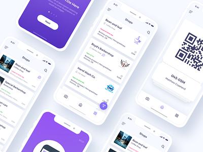 Shop list view concept sketchapp sketch ux ui mobile clean iphonex ios11 app design