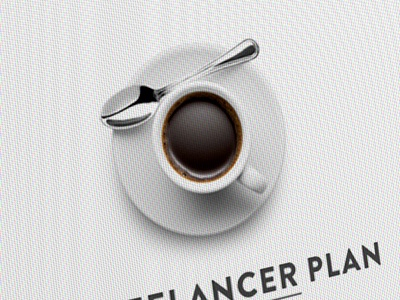 Newsletter for TrackDuck newsletter coffee screen spoon