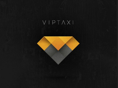 Drft geometry logo branding taxi yb