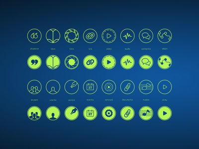 Icon Pack by CodeFish Studio graphic design icon pack icons