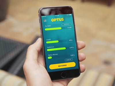 OPTUS - NEW concept design